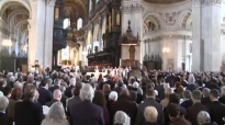 John Stott's memorial Pt 5_5 (St Paul's cathedral - 13th January 2012). Closing blessing.mp4