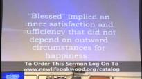 Blessed Are Series The Poor In Spirit Pastor John Hannah