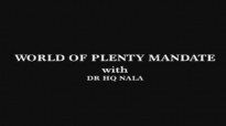 The Life of Plenty Part Two by Dr HQ Nala