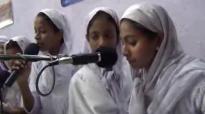 Pastor Michael choir song [AAVO HUM YAHOVA KA DHANYWAD KARE ]powai.flv