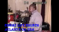 Anointing and Impartation service