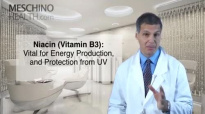 Niacin Vitamin B3 Vital for energy production and UVlight protection