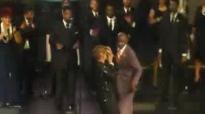 McDonalds Gospel Tour - Dorinda Clark Cole (Part 1) Praise.flv