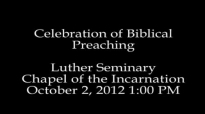 2012 Celebration of Biblical Preaching - Michael Curry.mp4