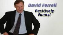 Comedian David Ferrell Jokes about NASCAR