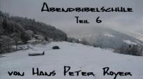 Die 4 Feinde des Herzens - Teil 6_6 (Hans Peter Royer).flv