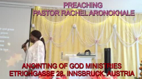 Preaching Pastor Rachel Aronokhale AOGM Christmas Church Service 2018.mp4