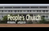 Peoples Church Colombo  Ps Dishan Wickramaratne  Stop playing God