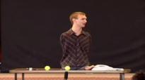 Nick Vujicic's Inspirational Talk-Life Without Limbs 1 of 4.flv
