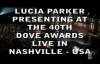 Lucia Parker Presenting the 40th Dove Awards.mp4
