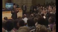 Prophet Brian Carn Preaches Dominion Camp Meeting 2015