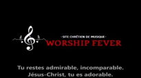 Adorable (Franck Mulaja et Echos d'adoration) - Lyrics.flv