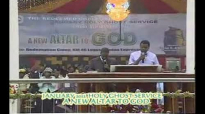 January 2012 Holy Ghost Service- A New Alter To God  by Pastor E A Adeboye- RCCG Redemption Camp- Lagos Nigeria