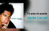 Tú Eres Mi Puerta - Daniel Calveti.mp4