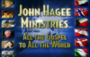 John Hagee Today, Whats Going to Happen Next Part 2