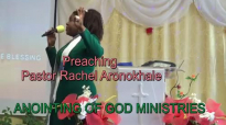 Preaching Pastor Rachel Aronokhale - AOGM BLESSING November 2018 Part 4.mp4