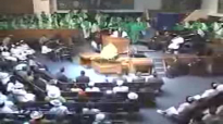 Rev. Clay Evans Sings It Is No Secret What God Can Do.flv
