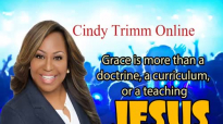 Cindy Trimm - Grace is more than a doctrine, a message, a curriculum, or a teach.mp4