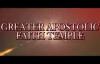 Bishop Lambert W. Gates, Sr. - Give God The Glory.flv