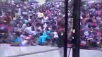 Varo on Drums for James Fortune and Fiya at Family Fest 2014.flv