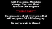 Diversion Ahead MUST HEAR MESSAGE Audio Only