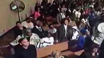 Nathan Simmons Praise Break At West Angeles COGIC