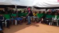 God's glory came down today on white prison Edo State. Benin.mp4