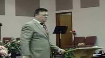 Bro Jonathan Suber From Texas preaching in Winnipeg @WWFC