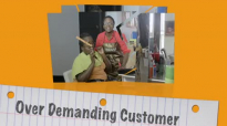Over demanding customer. Kansiime Anne. African Comedy.mp4