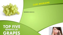 Top 5 Benefits Of Grapes  Best Health and Beauty Tips  Lifestyle