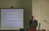Dlaczego jako naukowiec wierzę Biblii - Prof. dr inż Werner Gitt cz.1.flv