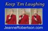 Jeanne Robertson  A Mothers Revenge  Red Porsche