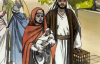 Animated Bible Stories_  Infant Jesus At The Temple-New Testament Created by Minister Sammie Ward.mp4