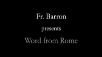 Impressions from St. Peter's Square (Word From Rome #3).flv