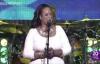Kierra Kiki Sheard - The Battle Is Not Yours - Tribute to Yolanda Adams.flv