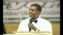 The Secrets of Answered Prayers  by Pastor E A Adeboye- RCCG Redemption Camp- Lagos Nigeria