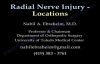 Radial Nerve Injury, Locations  Everything You Need To Know  Dr. Nabil Ebraheim