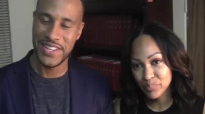 DeVon Franklin & Meagan Good get you ready for 'The Wait.mp4