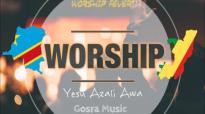 Yesu Azali Awa (Medley) - Cantique Populaire Congolais.mp4