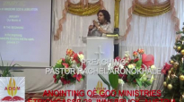 Preaching Pastor Rachel Aronokhale  Anointing of God Ministries In the Beginning January 2021.mp4