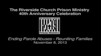 Hill Harper - Riverside Church Prison Ministry 40th Anniversary Celebration.flv