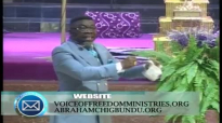BISHOP ABRAHAM CHIGBUNDU - DEALING WITH THE FOURS HORNS AGAINST HUMAN DESTINY - PART 3 - VOL 3