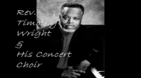 Tribute to Rev. Timothy Wright- If I Suffer.flv