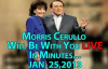 Morris Cerullo World Evangelism 21 Days to Your super natural breakthrough