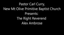 16 Year Old Preacher from DETROIT! Rev. Alex Ambrose Trial Sermon.flv