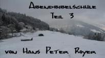 Die 4 Feinde des Herzens - Teil 3_6 (Hans Peter Royer).flv