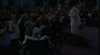 David E. Taylor - Man bound to wheelchair completely healed.mp4