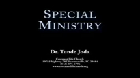 Covenant Life Church Special Ministry  Dr Tunde Joda Christ Chapel International