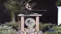 Bishop James Morton.PREACHING!