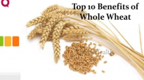 Top 10 Benefits of Whole Wheat  Whole Wheat Benefits  HEALTH TV